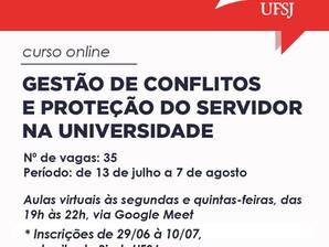 SINDS PROMOVE CAPACITAÇÃO EM GESTÃO DE CONFLITOS E PROTEÇÃO DO SERVIDOR NA UNIVERSIDADE
