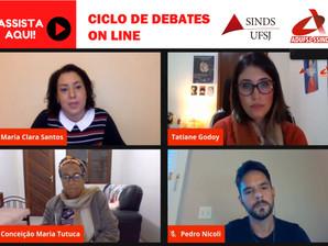Debate: Gênero, trabalho e ética do cuidado em tempo de pandemia