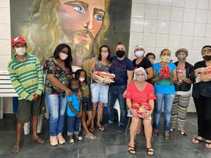 EDITAL SOLIDÁRIO DO SINDS BENEFICIA POPULAÇÃO VULNERÁVEL DE SÃO JOÃO DEL-REI E DIVINÓPOLIS