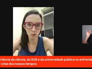 """""""SÃO MORTES POLÍTICAS"""", AFIRMA SECRETÁRIA DE SAÚDE DE JF SOBRE VÍTIMAS DA COVID-19 NO BRASIL"""