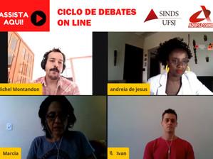 Ciclo de Debates refletem temas relacionados a Covid-19