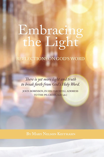 Embracing the Light front cover - Lilja
