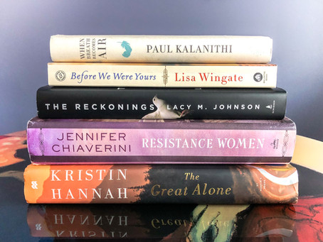 Winter Book Recommendations
