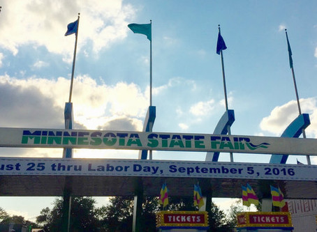 Personal Sustainability: State Fair Edition