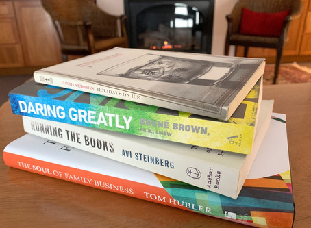 Our holiday book recommendations