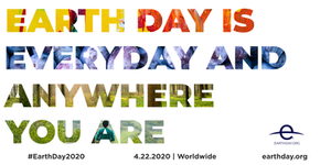 Everyday is Earth Day graphic
