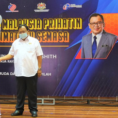 Eddin Syazlee berhasrat pertahan Parlimen Kuala Pilah