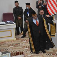 Ab Rauf Yusoh is new Melaka Legislative Assembly Speaker