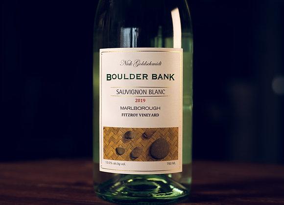 Sauvignon Blanc * Nick Goldschmidt - Boulder Bank