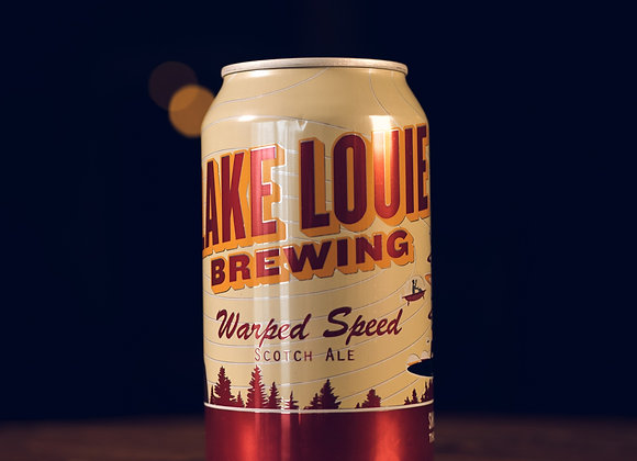Lake Louie - Warped Speed - Scotch Ale
