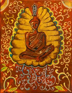 Buddha Honeycomb