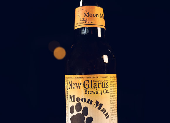 New Glarus - Moon Man Pale Ale