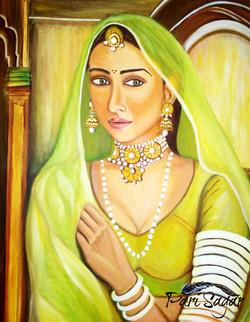 Rajesthani Beauty