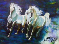 Unicorns on the go (Sold).jpg