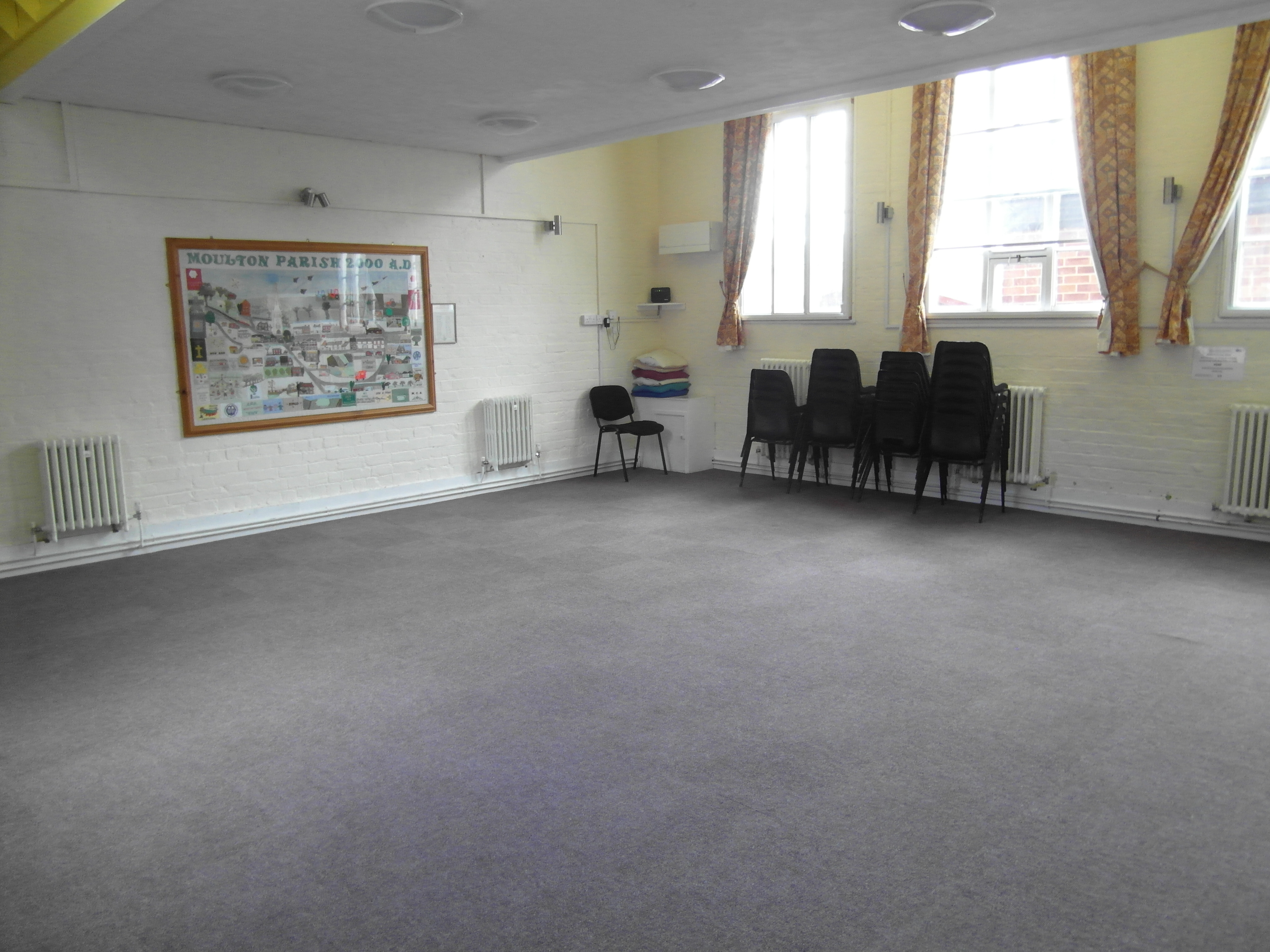 Myers Room Hire