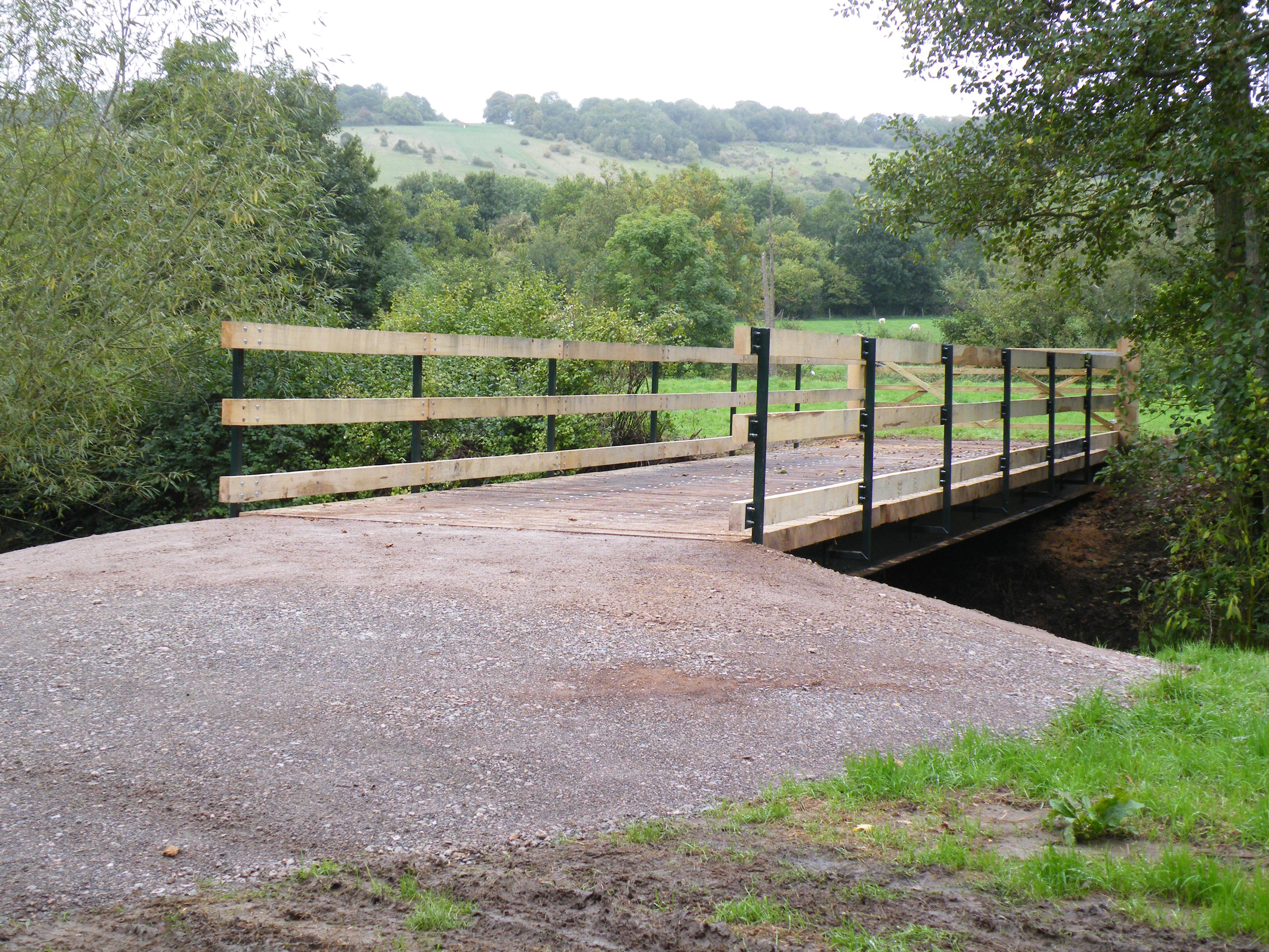 Dorking Mill Bridges 014