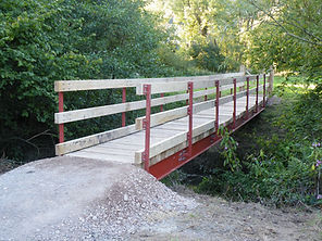 Dorking Mill Bridges 001.JPG