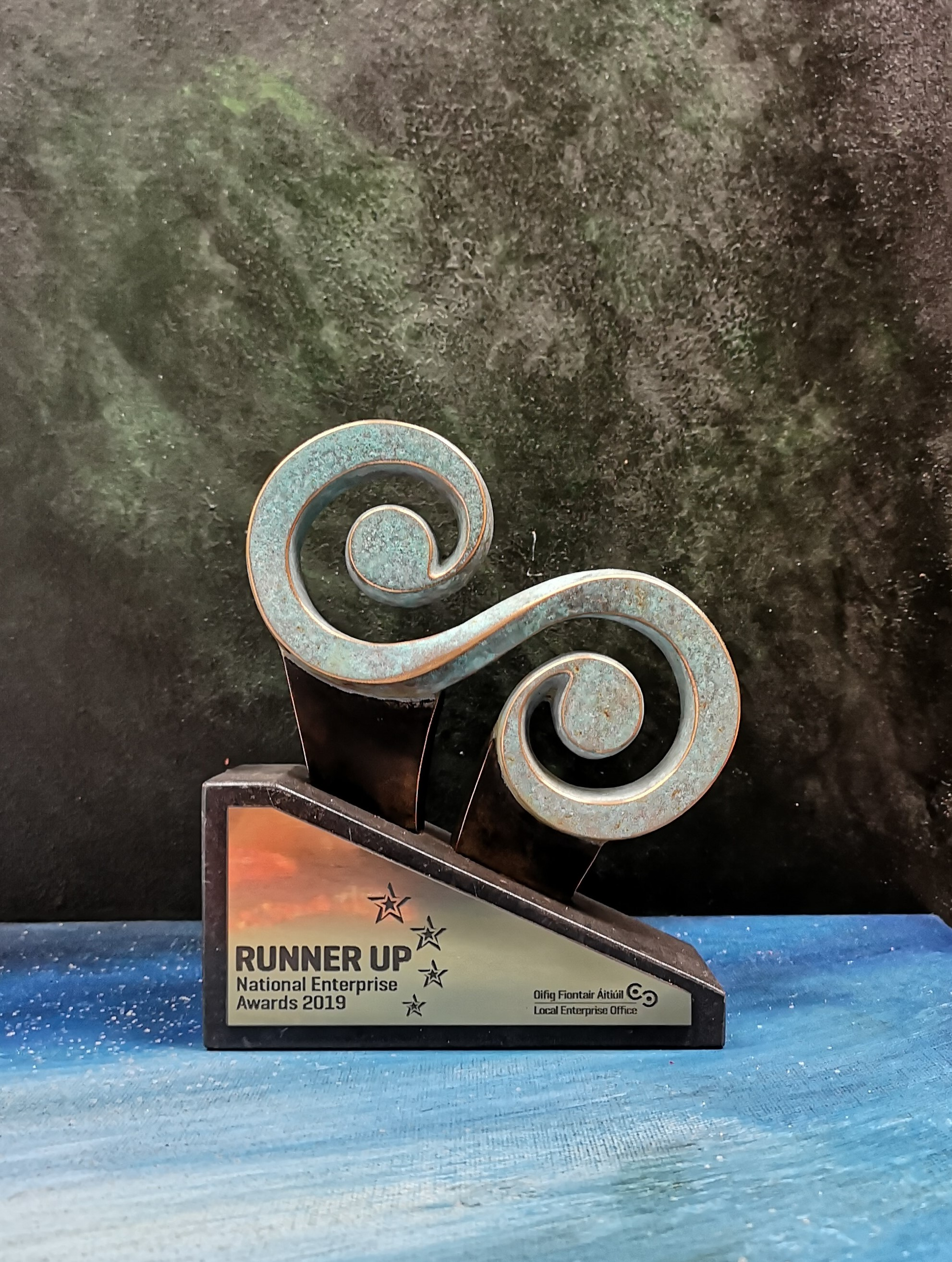 2019 National Enterprise Award Runner Up