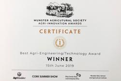 2019 Agri-Innovation Award