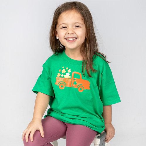 Kids Shirt - St Paddy Truck