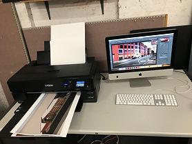 Epson SureColor P800 (High-Def InkJet Printer)