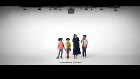 The Cosme Family inVERIZON Commercial  November 2019