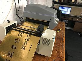 Gerber Edge2 & GS15 plus (Thermal Printer & Plotter)