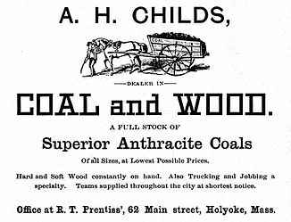 A H Child Advertizment 1888.jpg