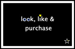 look, like & purchase