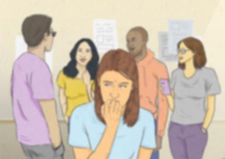 חרדה חברתית