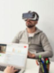 טיפול בחרדה ובפוביה במציאות מדומה בתל אביב