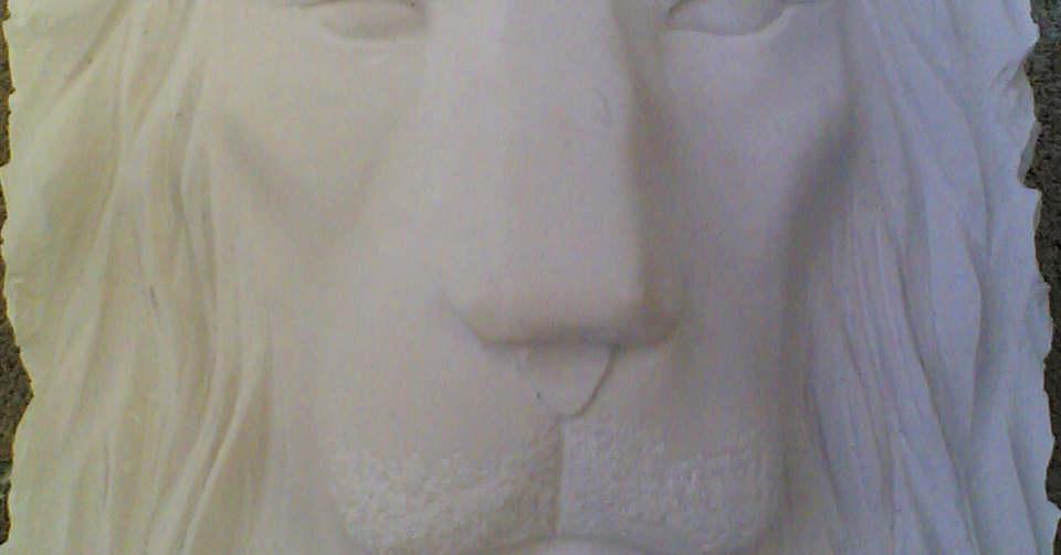 stone Leon Head