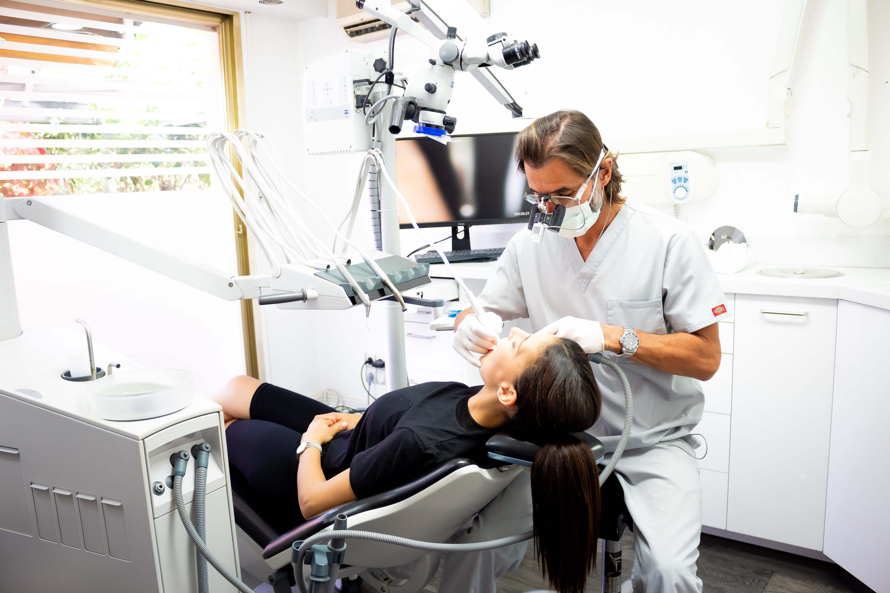 Dentiste Vincent Lonca - Le Cannet