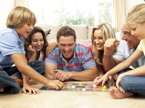 打造親子同樂的環境