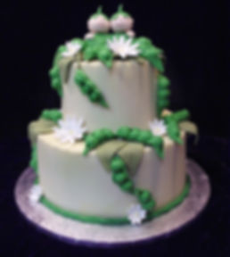 Edibles Incredible Desserts | Metro Washington DC | Custom Tiered Cakes