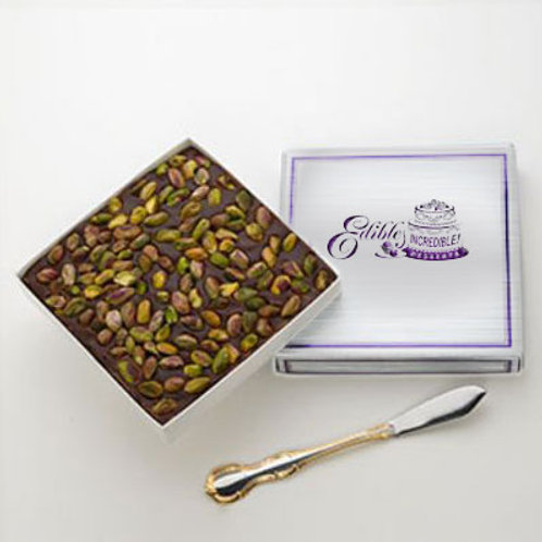 Chocolate Pistachio Fudge (per pound)
