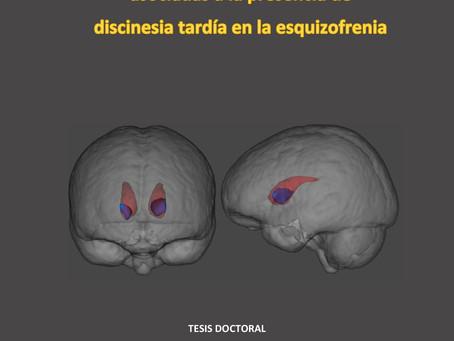 """Defensa de la tesi doctoral """"Alteracions estructurals associades a la presència de discinèsia tardan"""