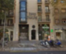 Consulta del Dr. Sarró al Carrer Provenza 156 de Barcelona