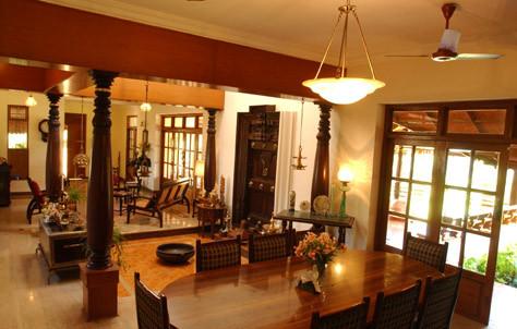 Ethnic Style Interior