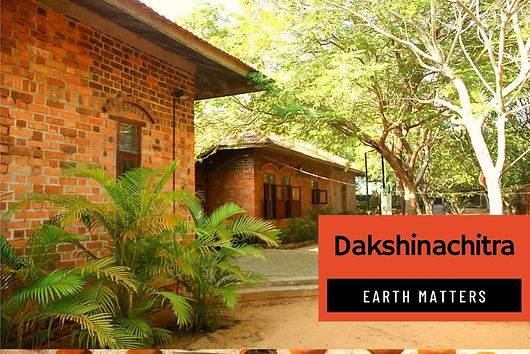 "This article has been published in the book ""Earth Matters"". Publisher: INDIAN ARCHITECT & BUILDER. Dakshinachitra, a heritage village, is South India's premier cultural centre and has been built as an outdoor museum blending traditional elements and skills. One can witness the overall form and design of the public buildings in Dakshinachitra by Benny Kuriakose."