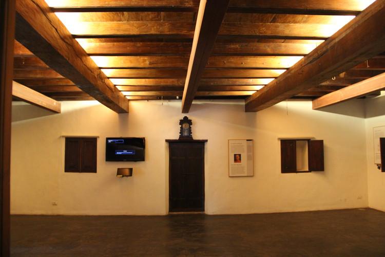 Timber Ceiling Lighting
