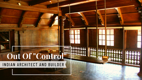 Benny Kuriakose explores some time-tested traditional details and expresses concerns on contemporary delineation from them. He directs a need for them to be adapted further, rather than forgotten. An  Article In Indian Architect & Builder.