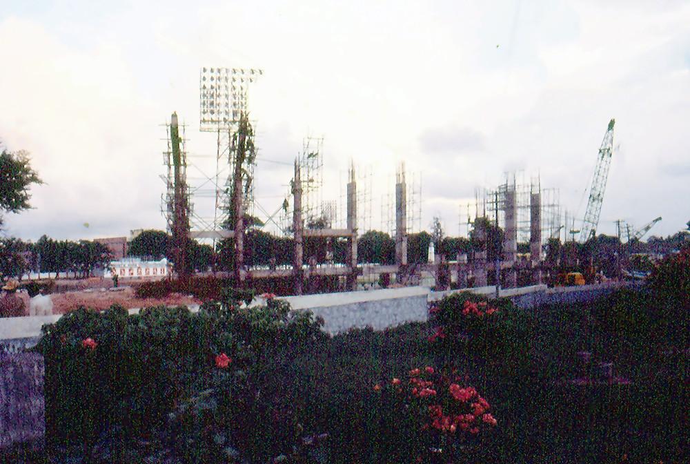 Chandrasekharan Nair Stadium, Trivandram