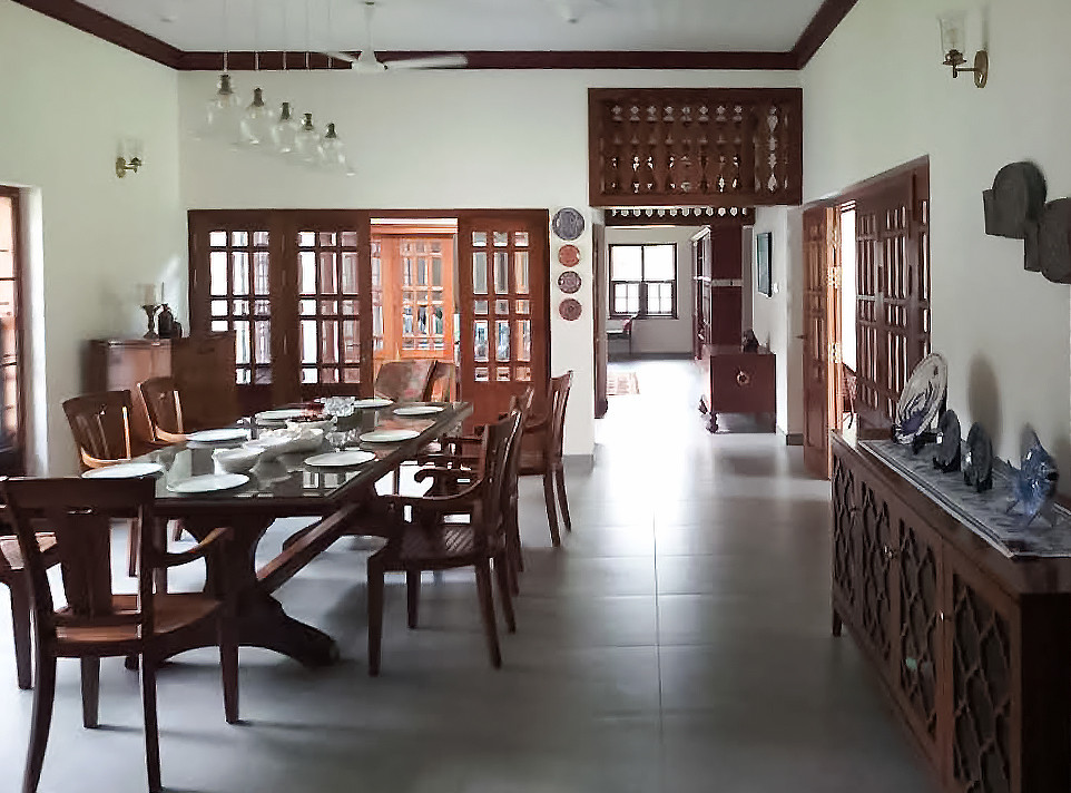Dining room Timber Interior