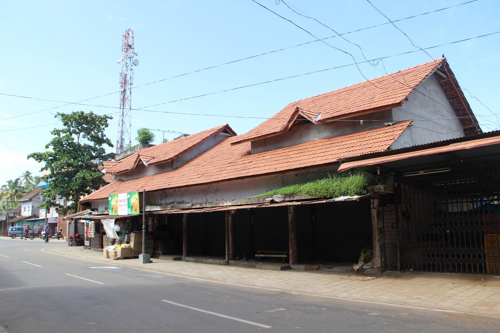 Kottapuram Market Conservation
