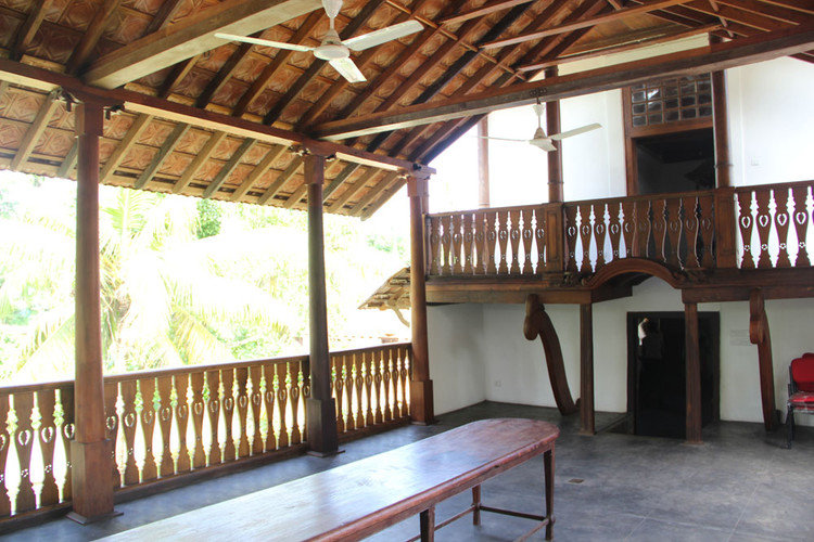 Semi Open Terrace