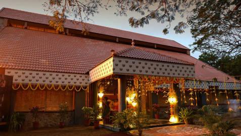 Rukmini Arangam, Kalakshetra