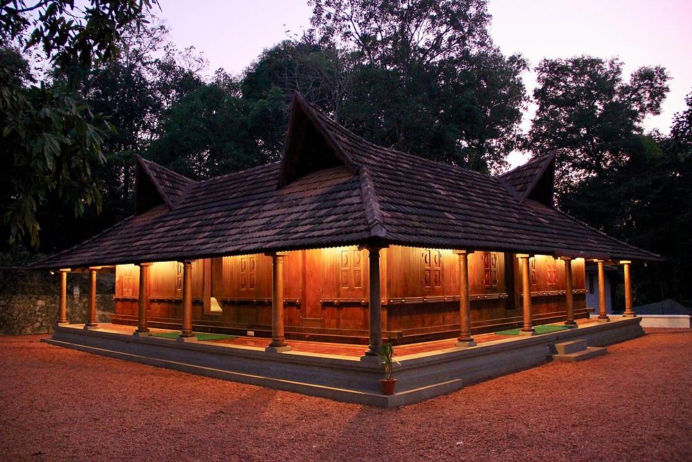Architecture Kerala Conservation