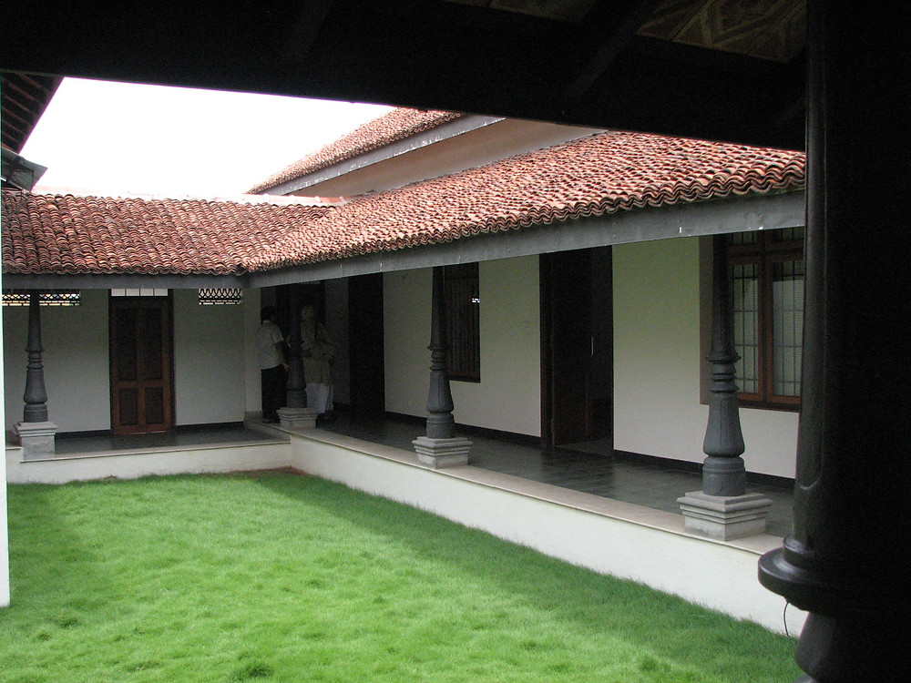 MRC Office Traditional Courtyard