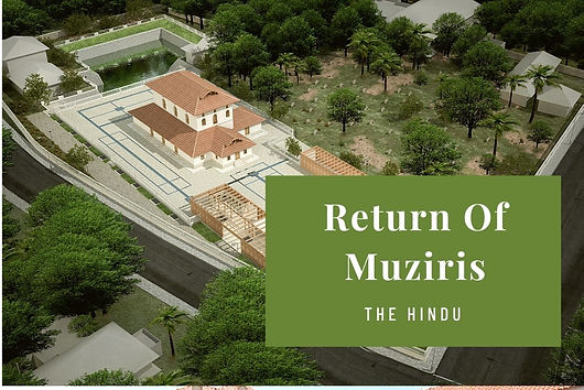 """Benny Kuriakose discusses his role with The Hindu,  as the conservation consultant for the Muziris Heritage Project, the first of its kind in India. """"Passing through Conservation architect Benny Kuriakose charts the restoration efforts of the Muziris Heritage Project, of which he is the chief consultant, as Nita Sathyendran listens."""""""